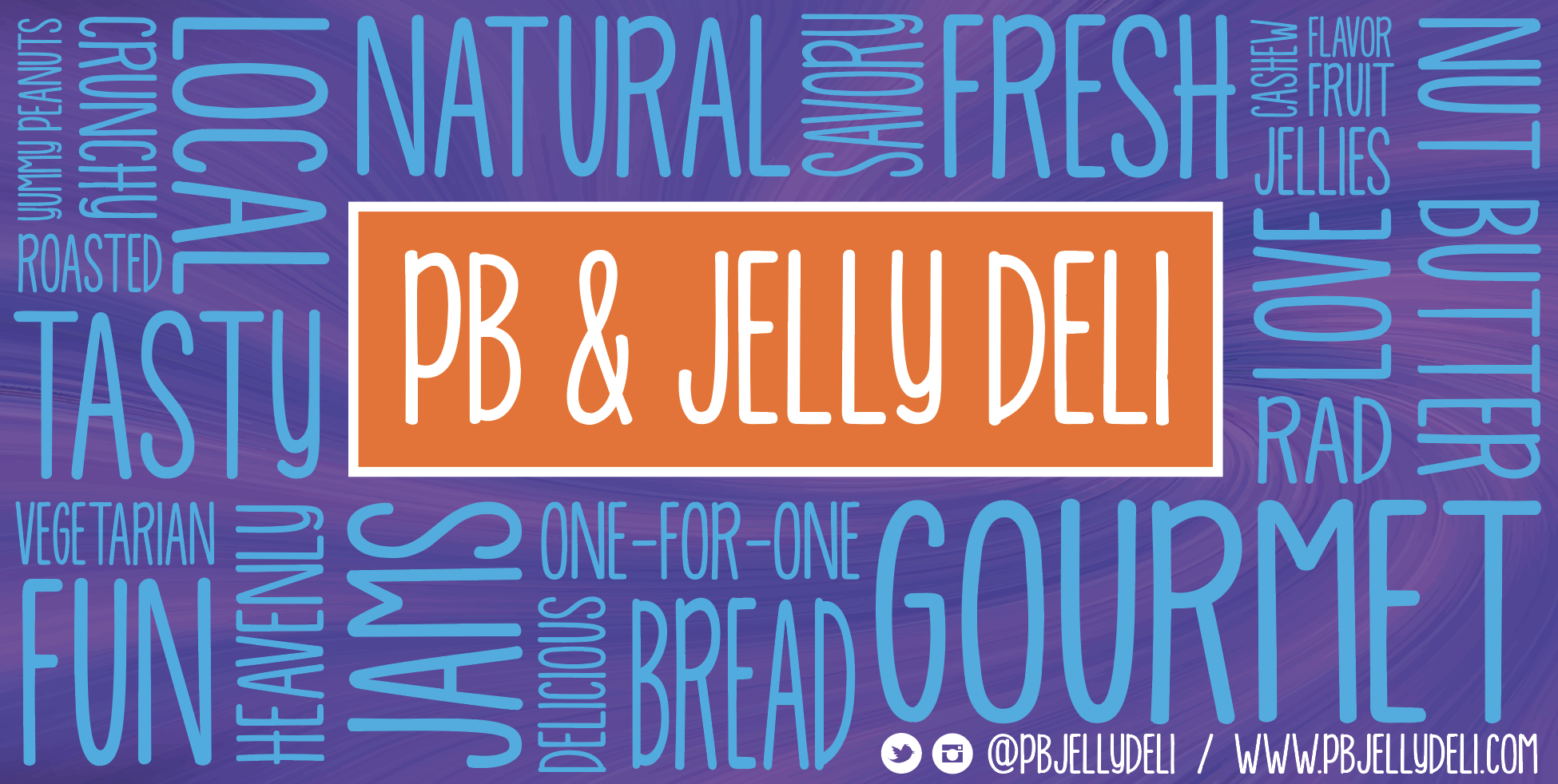 PB and Jelly Deli Main Page Image